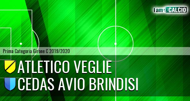Atletico Veglie - Cedas Avio Brindisi