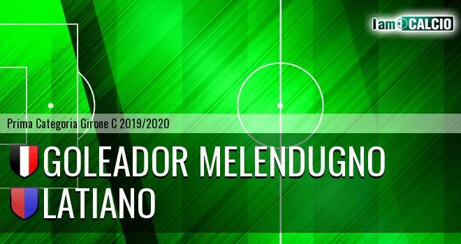 Goleador Melendugno - Latiano
