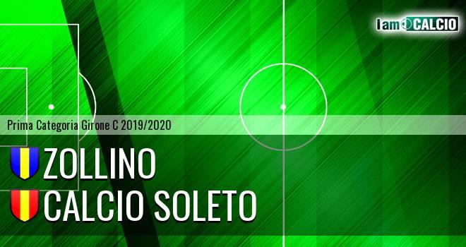 Zollino - Calcio Soleto