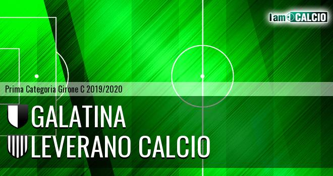 Galatina - Leverano Calcio