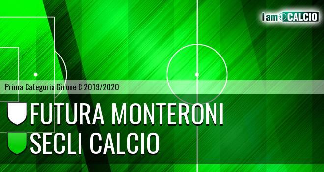 Futura Monteroni - Secli Calcio