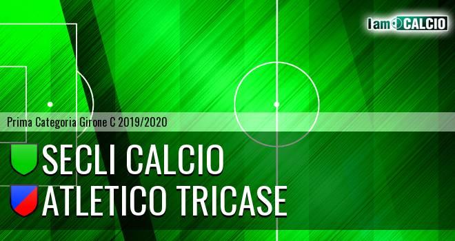 Secli Calcio - Atletico Tricase