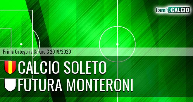 Calcio Soleto - Futura Monteroni