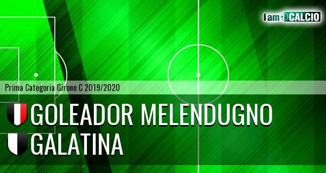 Goleador Melendugno - Galatina