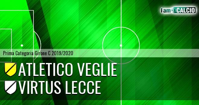 Atletico Veglie - Virtus Lecce