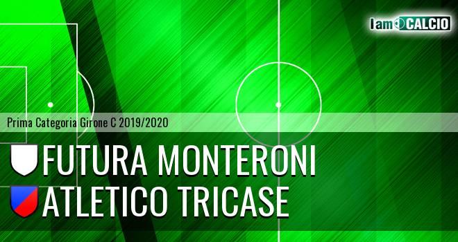 Futura Monteroni - Atletico Tricase