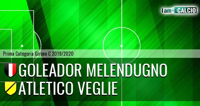 Goleador Melendugno - Atletico Veglie