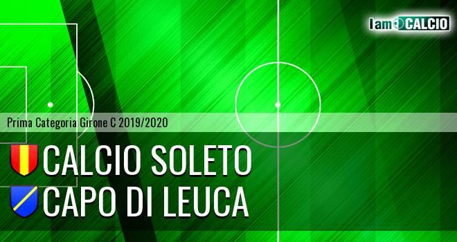Calcio Soleto - Capo di Leuca