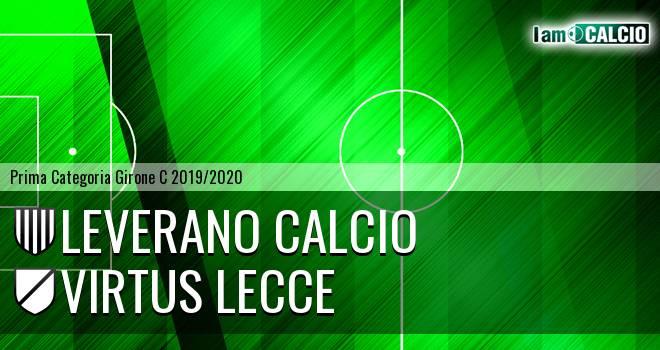 Leverano Calcio - Virtus Lecce