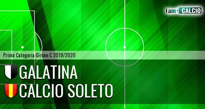 Galatina - Calcio Soleto