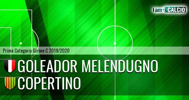 Goleador Melendugno - Copertino