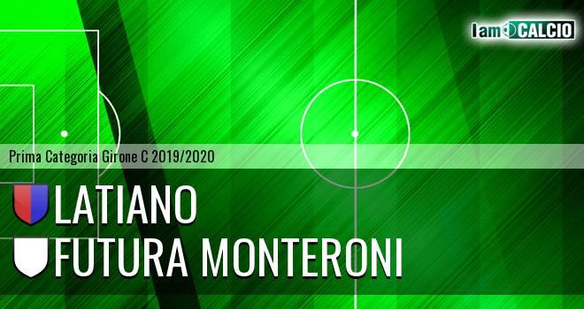 Latiano - Futura Monteroni