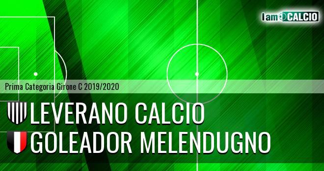 Leverano Calcio - Goleador Melendugno