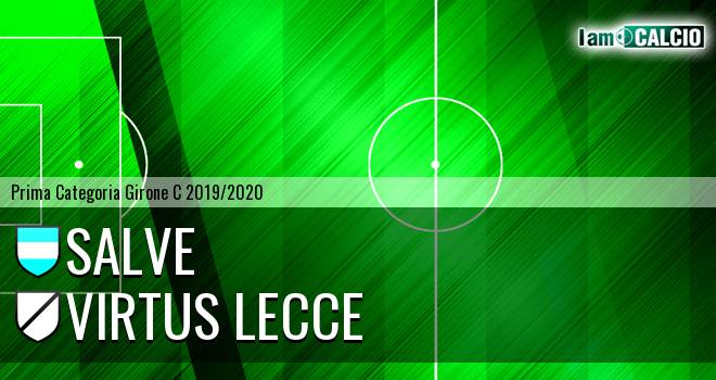 Salve - Virtus Lecce
