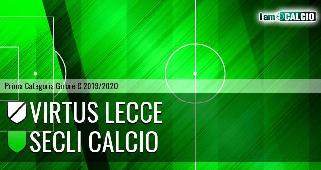 Virtus Lecce - Secli Calcio