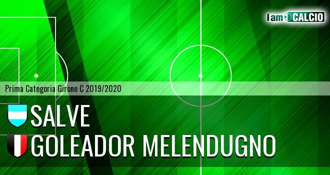Salve - Goleador Melendugno