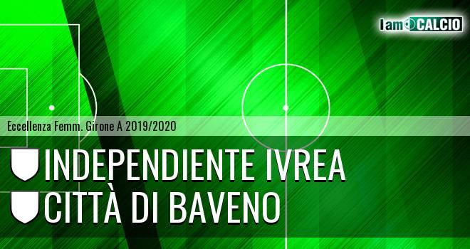 Independiente Ivrea - Città di Baveno femminile