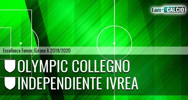Olympic Collegno - Independiente Ivrea