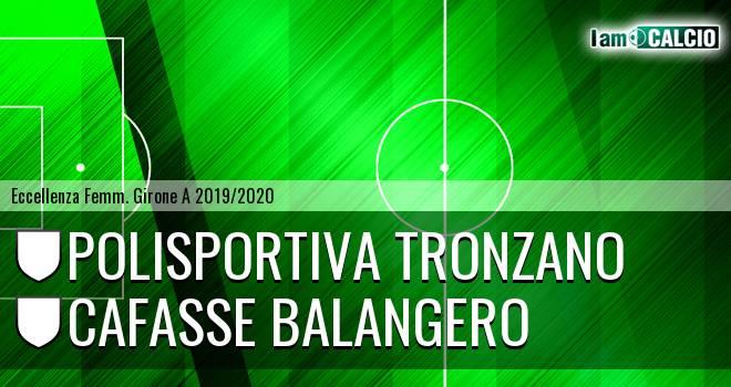 Polisportiva Tronzano - Cafasse Balangero
