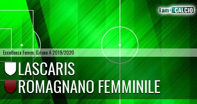 Lascaris - Romagnano Femminile