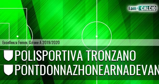 Polisportiva Tronzano - Pontdonnazhonearnadevanco
