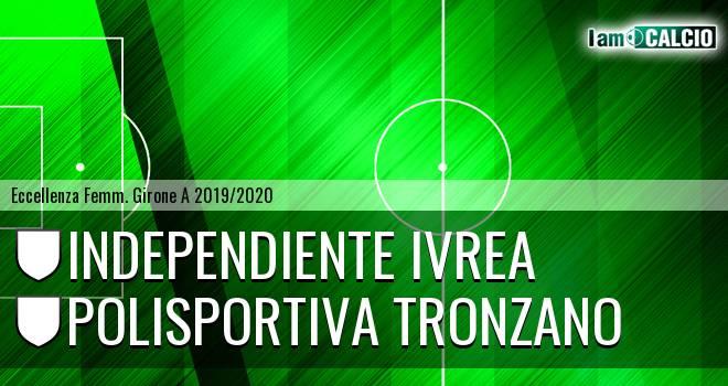 Independiente Ivrea - Polisportiva Tronzano