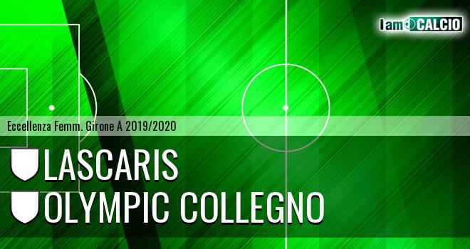 Lascaris - Olympic Collegno