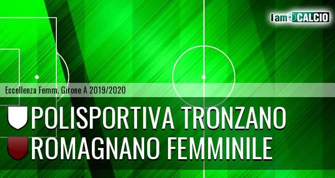Polisportiva Tronzano - Romagnano Femminile