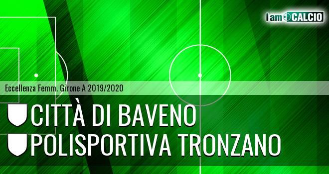 Città di Baveno femminile - Polisportiva Tronzano