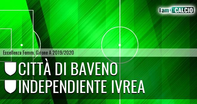 Città di Baveno femminile - Independiente Ivrea
