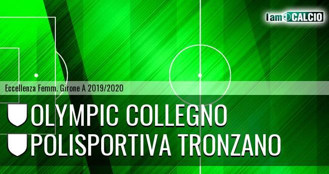 Olympic Collegno - Polisportiva Tronzano