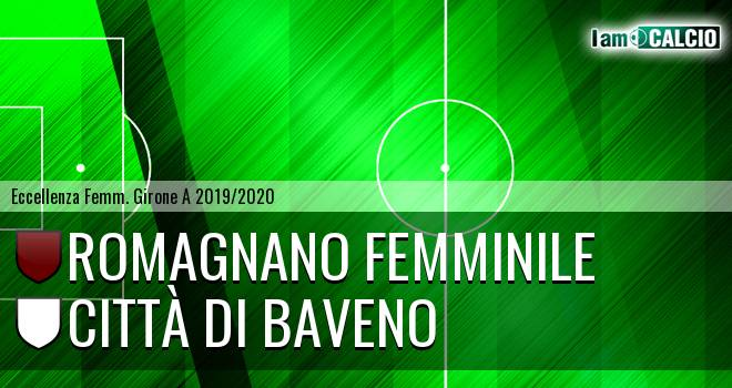 Romagnano Femminile - Città di Baveno femminile