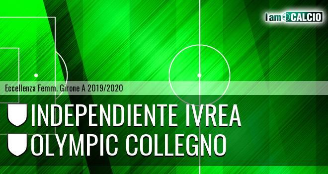 Independiente Ivrea - Olympic Collegno
