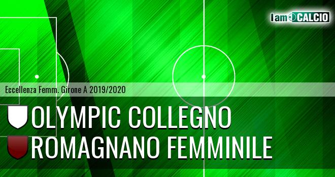 Olympic Collegno - Romagnano Femminile