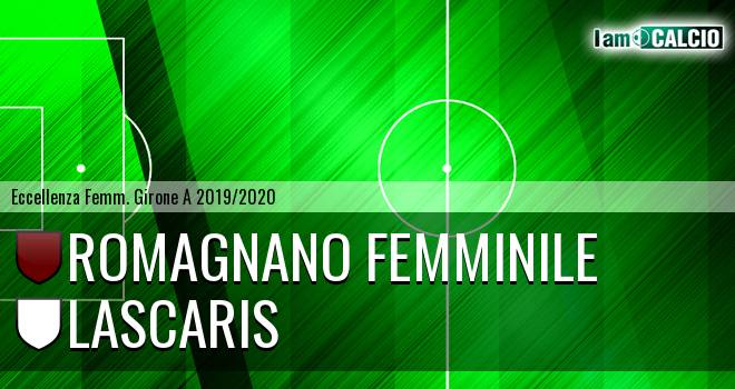 Romagnano Femminile - Lascaris