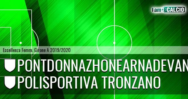 Pontdonnazhonearnadevanco - Polisportiva Tronzano