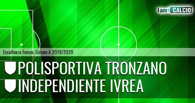 Polisportiva Tronzano - Independiente Ivrea