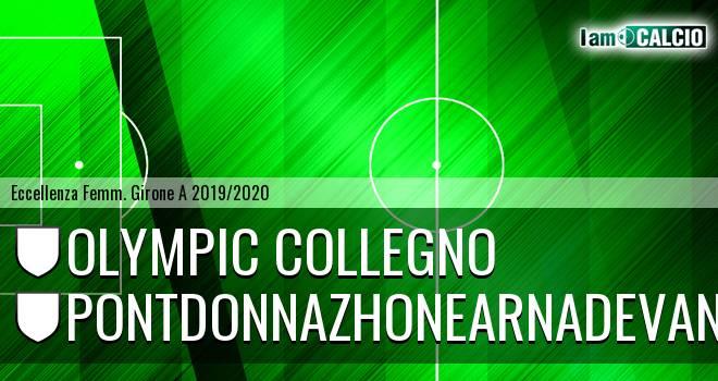 Olympic Collegno - Pontdonnazhonearnadevanco