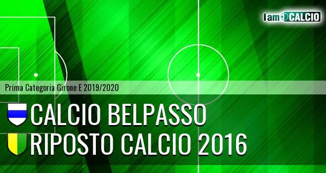 Calcio Belpasso - Riposto Calcio 2016