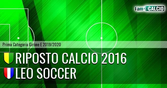 Riposto Calcio 2016 - Leo Soccer