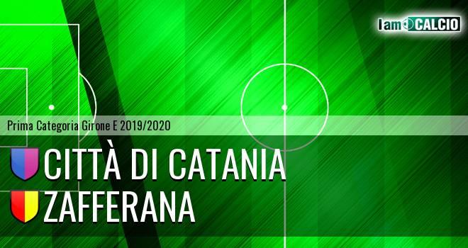 Città di Catania - Zafferana