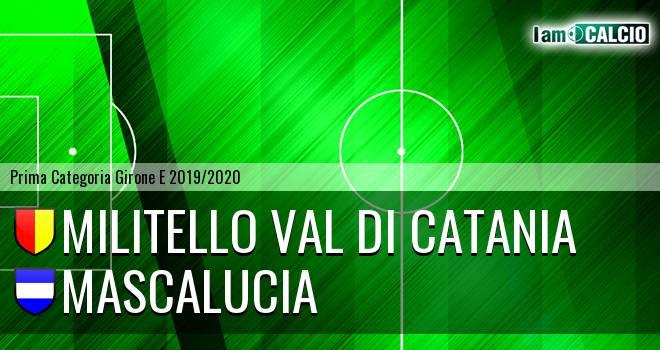 Militello Val di Catania - Mascalucia