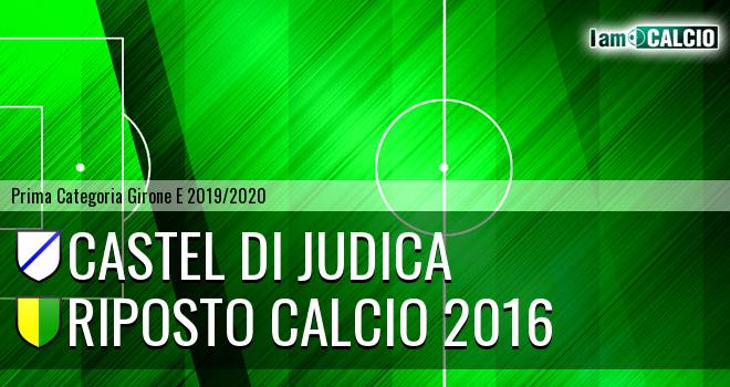 Castel di Judica - Riposto Calcio 2016