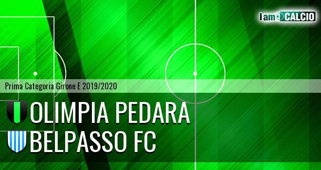 Olimpia Pedara - Belpasso FC