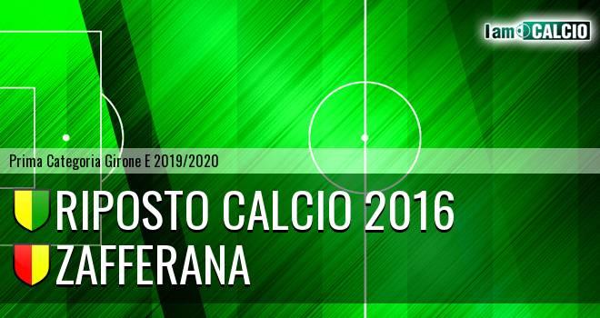 Riposto Calcio 2016 - Zafferana