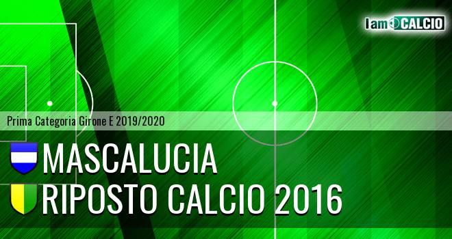 Mascalucia - Riposto Calcio 2016