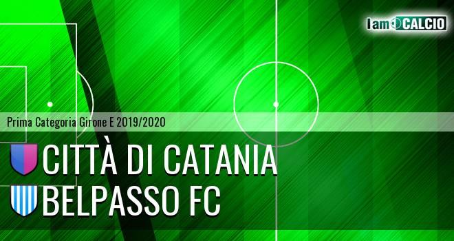 Città di Catania - Belpasso FC