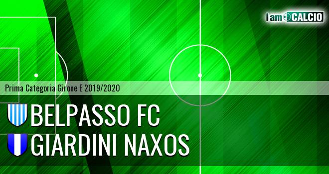 Belpasso FC - Giardini Naxos
