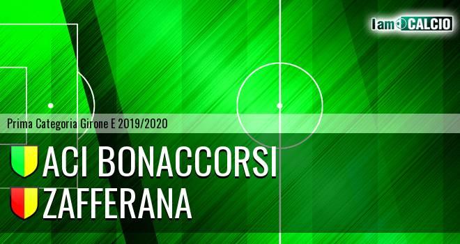 Aci Bonaccorsi - Zafferana