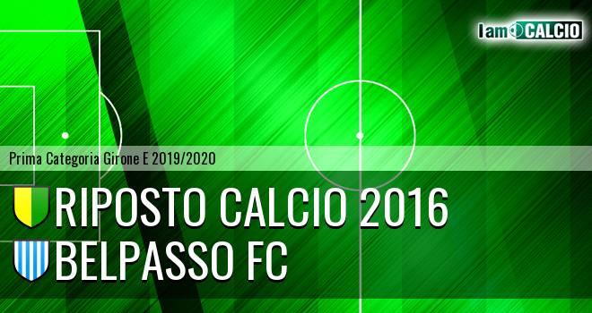 Riposto Calcio 2016 - Belpasso FC